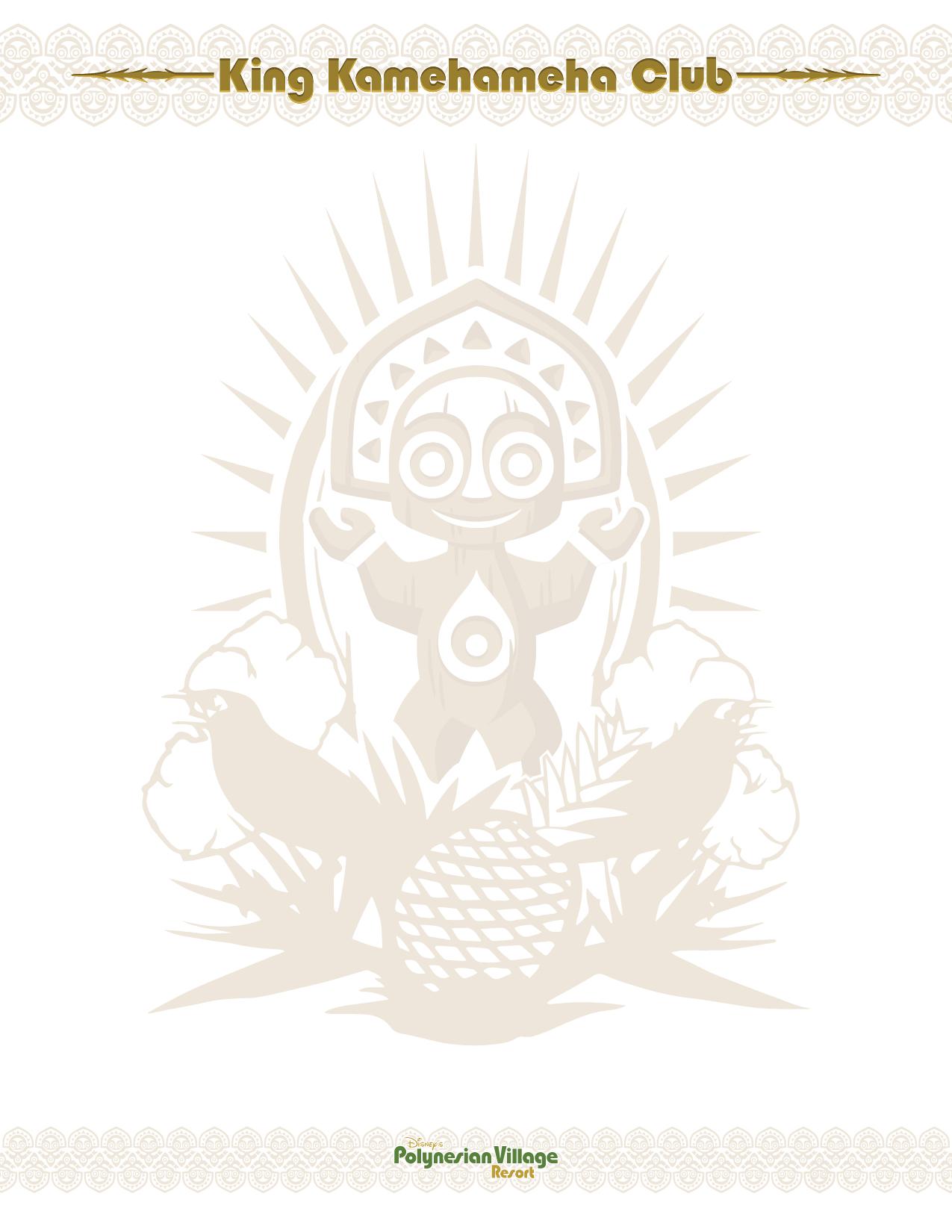 Tonga Club (Back)
