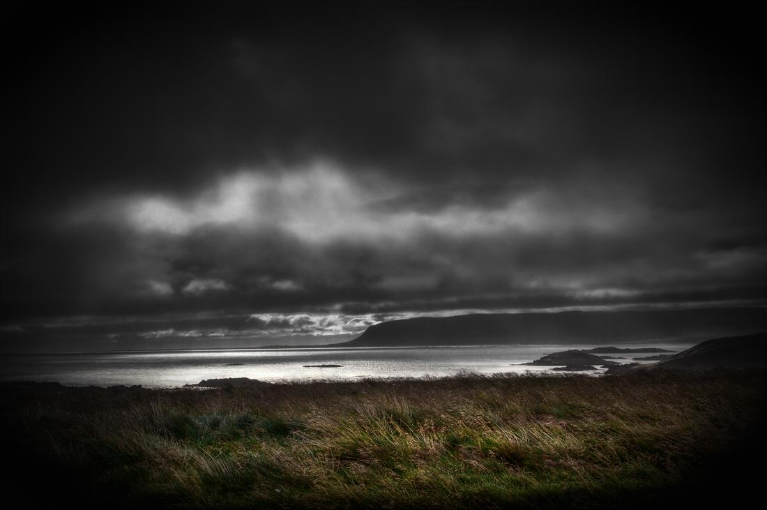 Stormy Coastline |   Archival pigment print 109x73cm