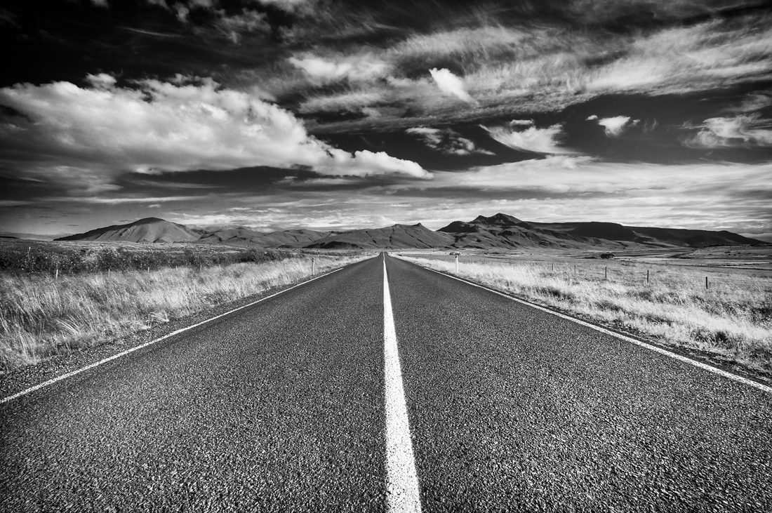 Road To Mountains |   Archival pigment print 109x73cm
