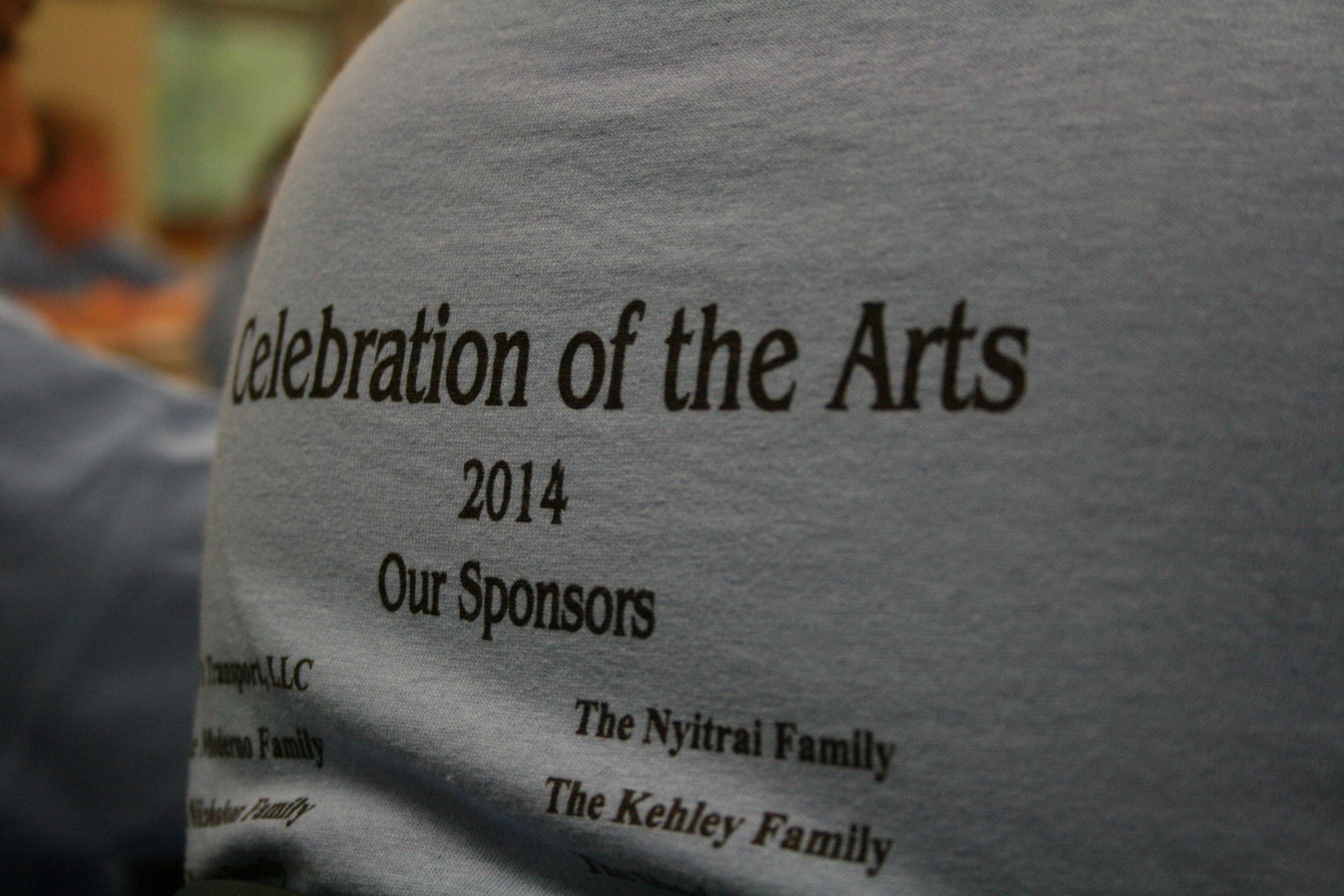 COTA T-Shirts 2014
