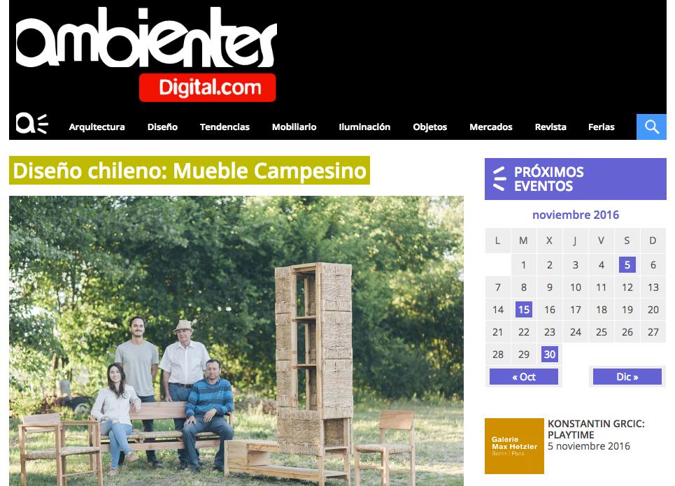 > 25-11 | AMBIENTES Digital