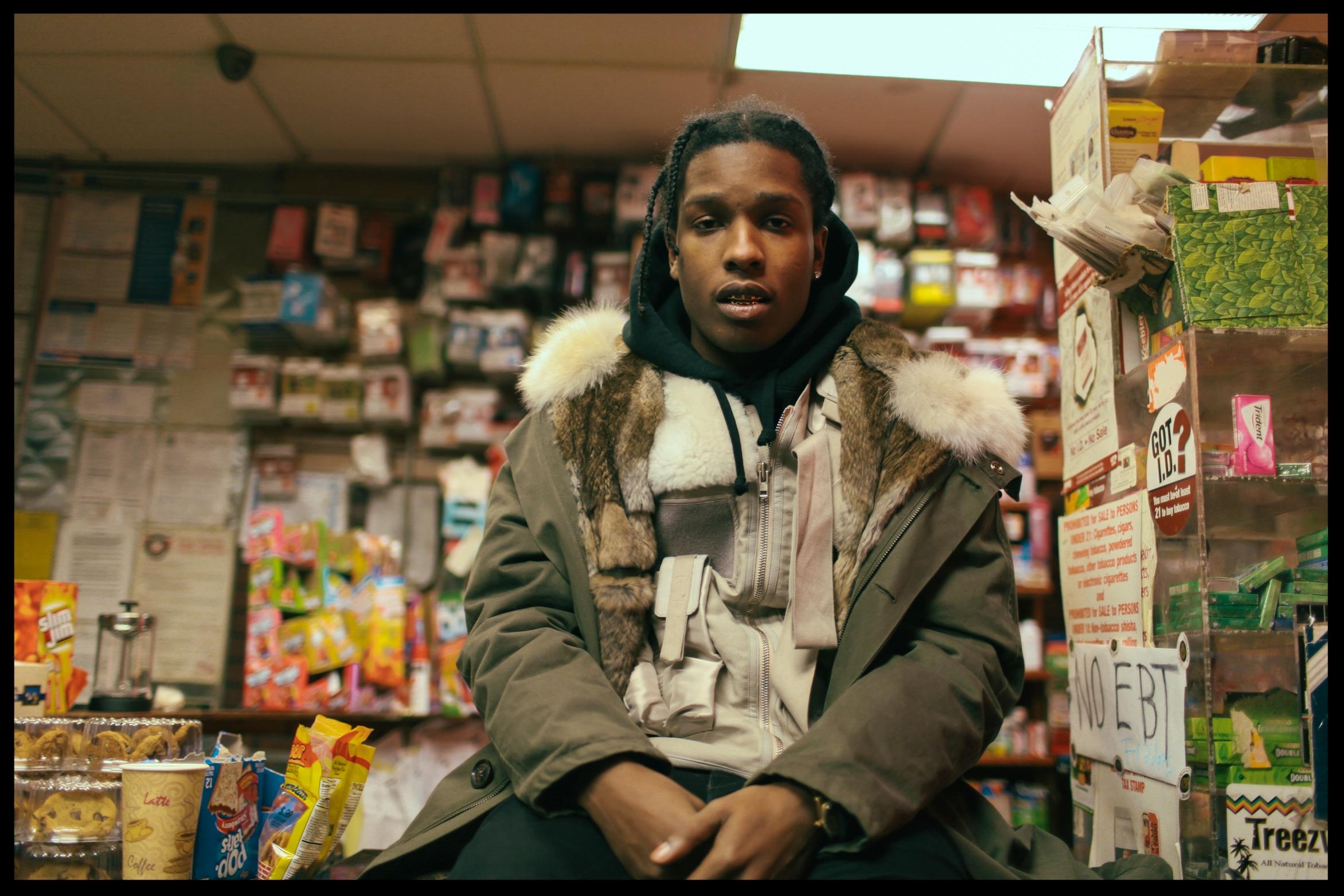 A$ap Rocky Harlem 2015