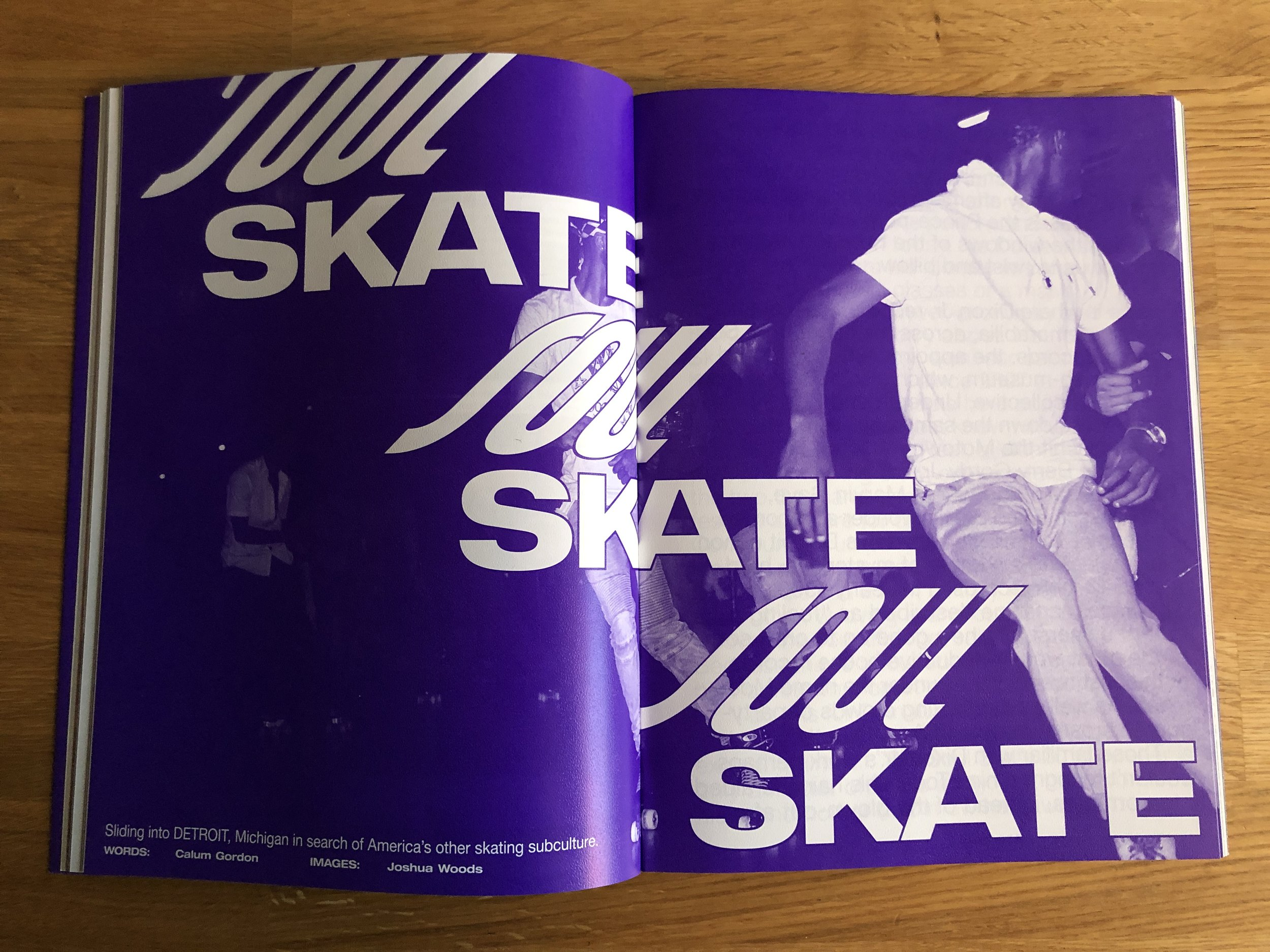 Carhartt Work in Progress presents Soul Skate Bi- Annual Roller Skating Festival 2018
