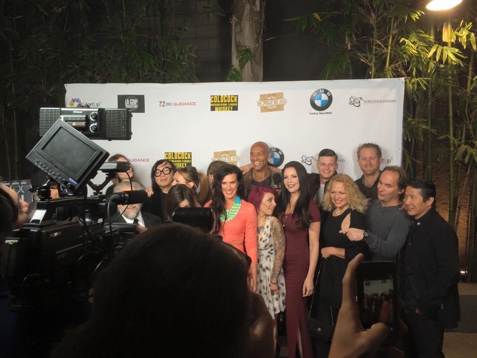 AWAKEN premiere - Cast and Crew