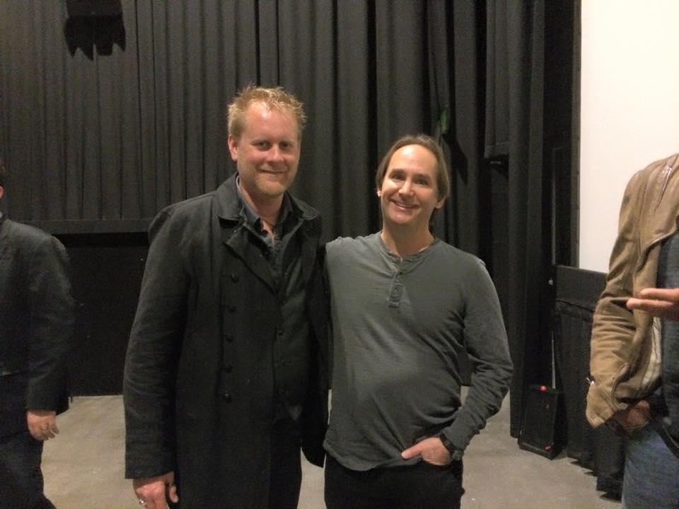 AWAKEN Premiere - Director Mark Atkins and Brian Ralston
