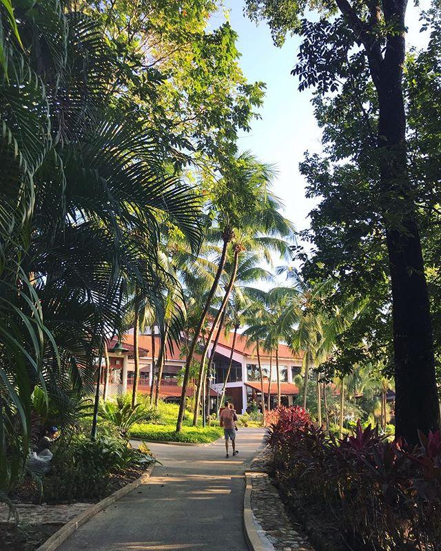 A short stay at Langkawi
