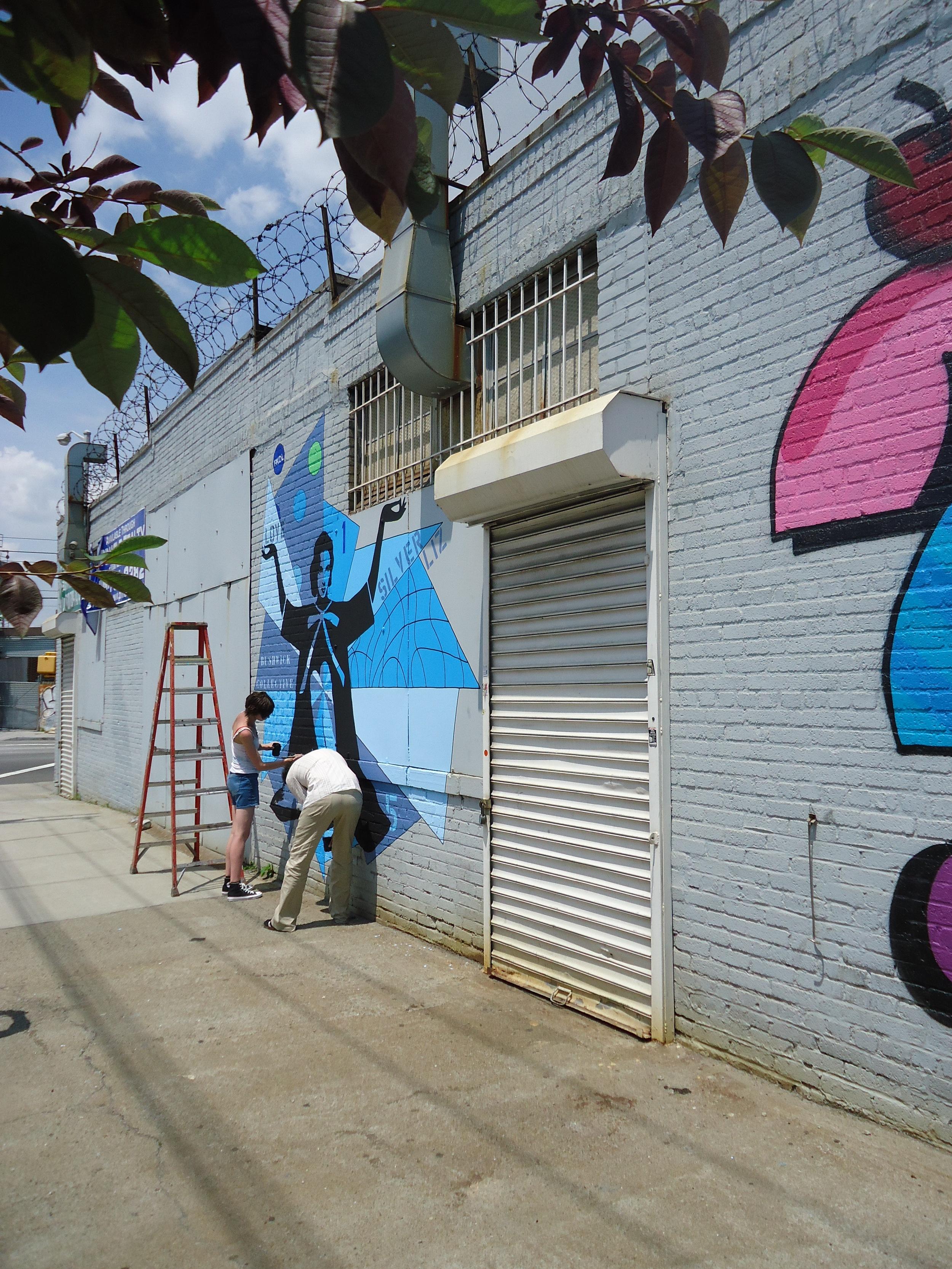 Grafitti process1