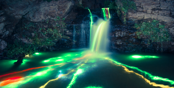 Long-Exposure-Neon-Waterfalls-590x300