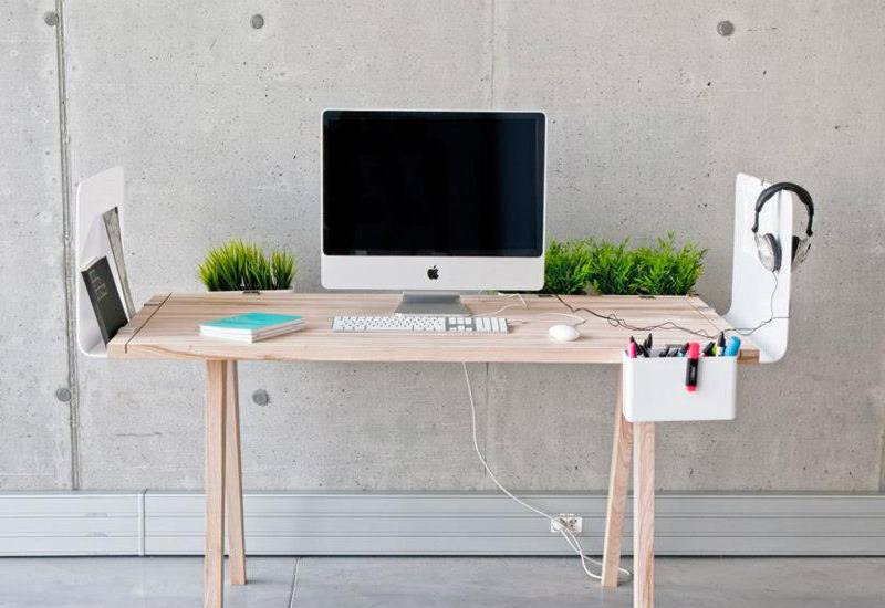 Worknest May Just Be The Coolest Desk