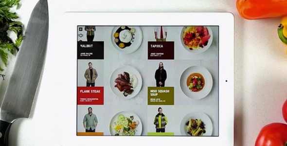 """After UNIQLO broke the traditional e-commerce style with their  creative online shopping system """"UN-Q,""""  the Japanese retail giant released a fun, new marketing strategy called """"UNIQLO Recipe,"""" which is an app that combines food, style and music.    Read More"""