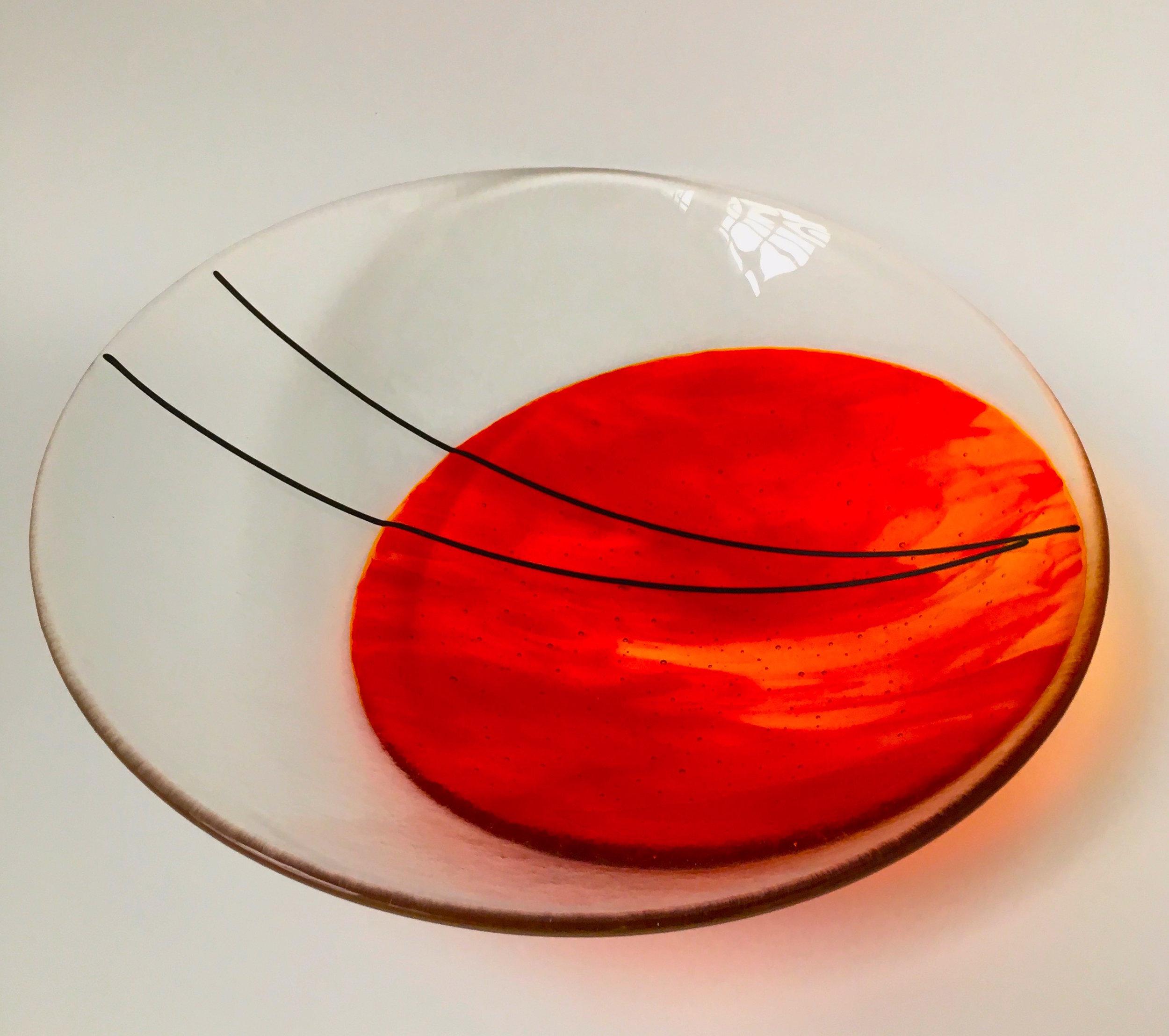 Foster,redbowl,£80.jpg
