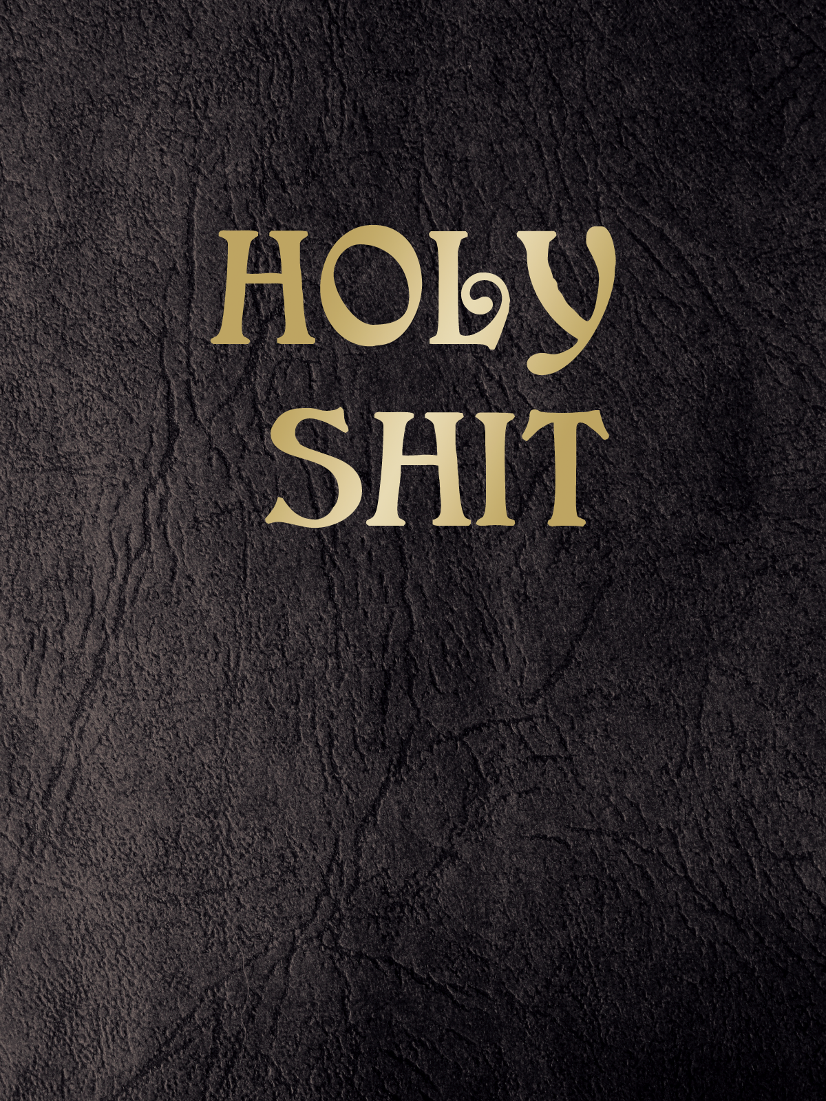 """Holy Shit"""