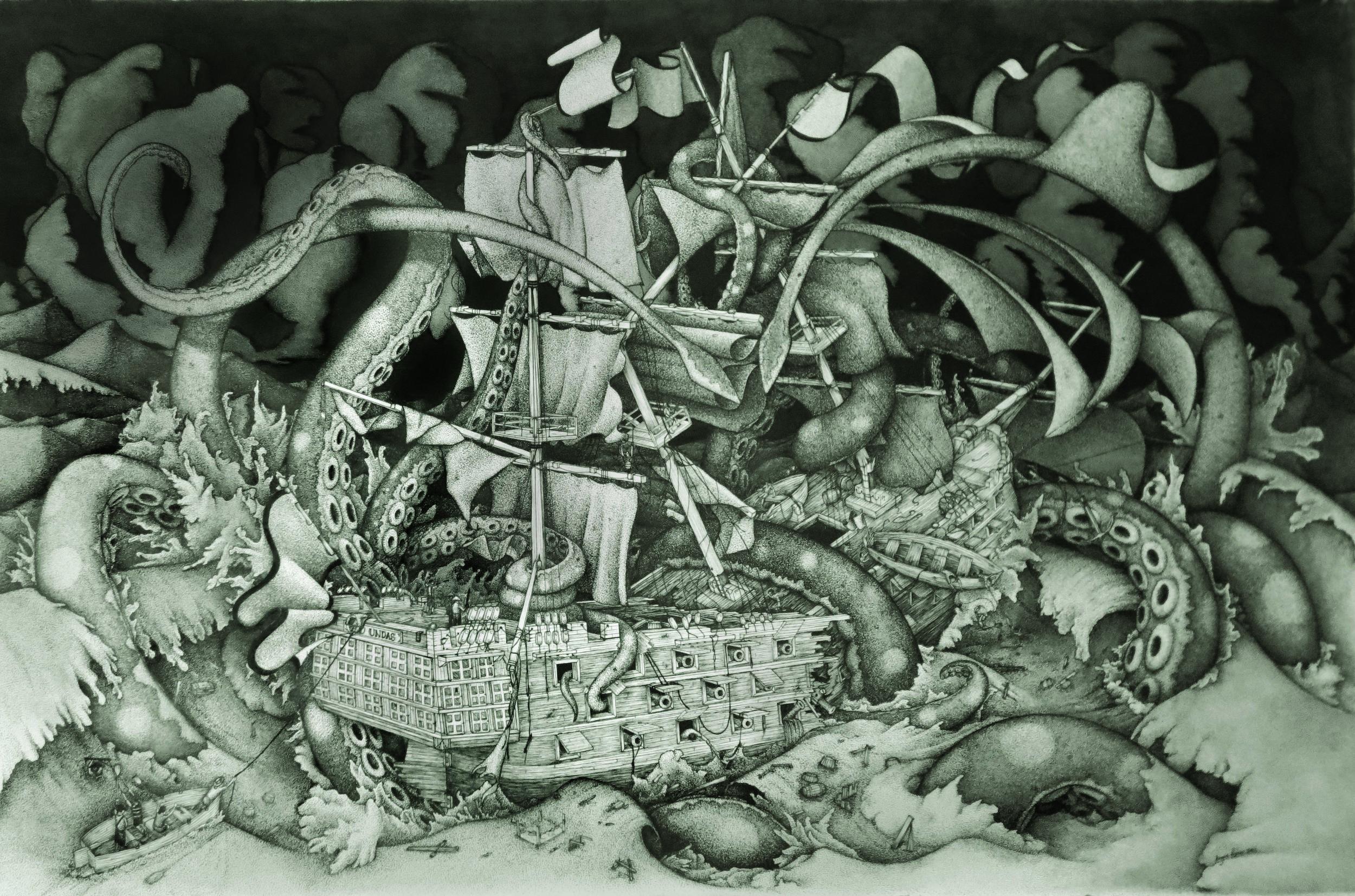 'The Kraken'
