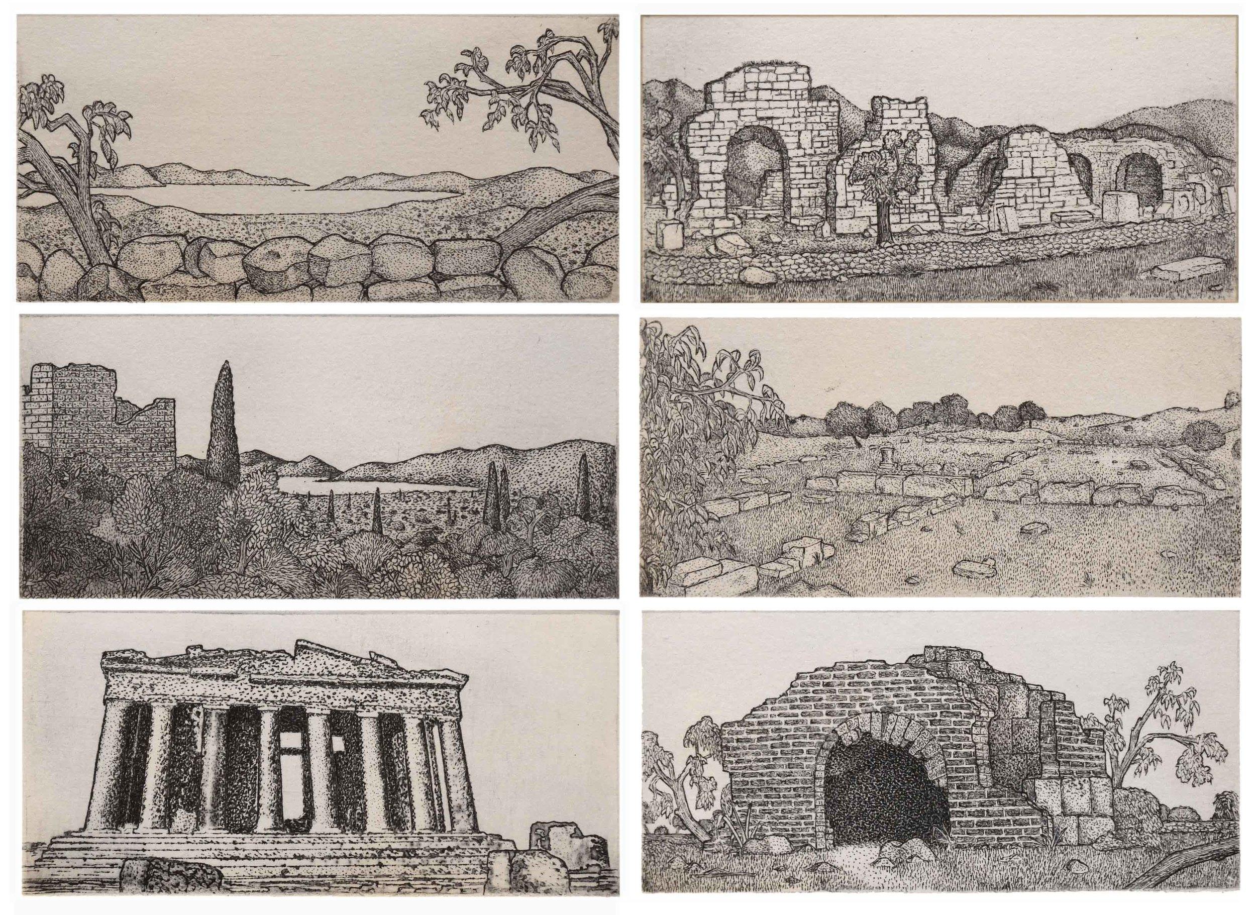 'Greek Landscape Collection'
