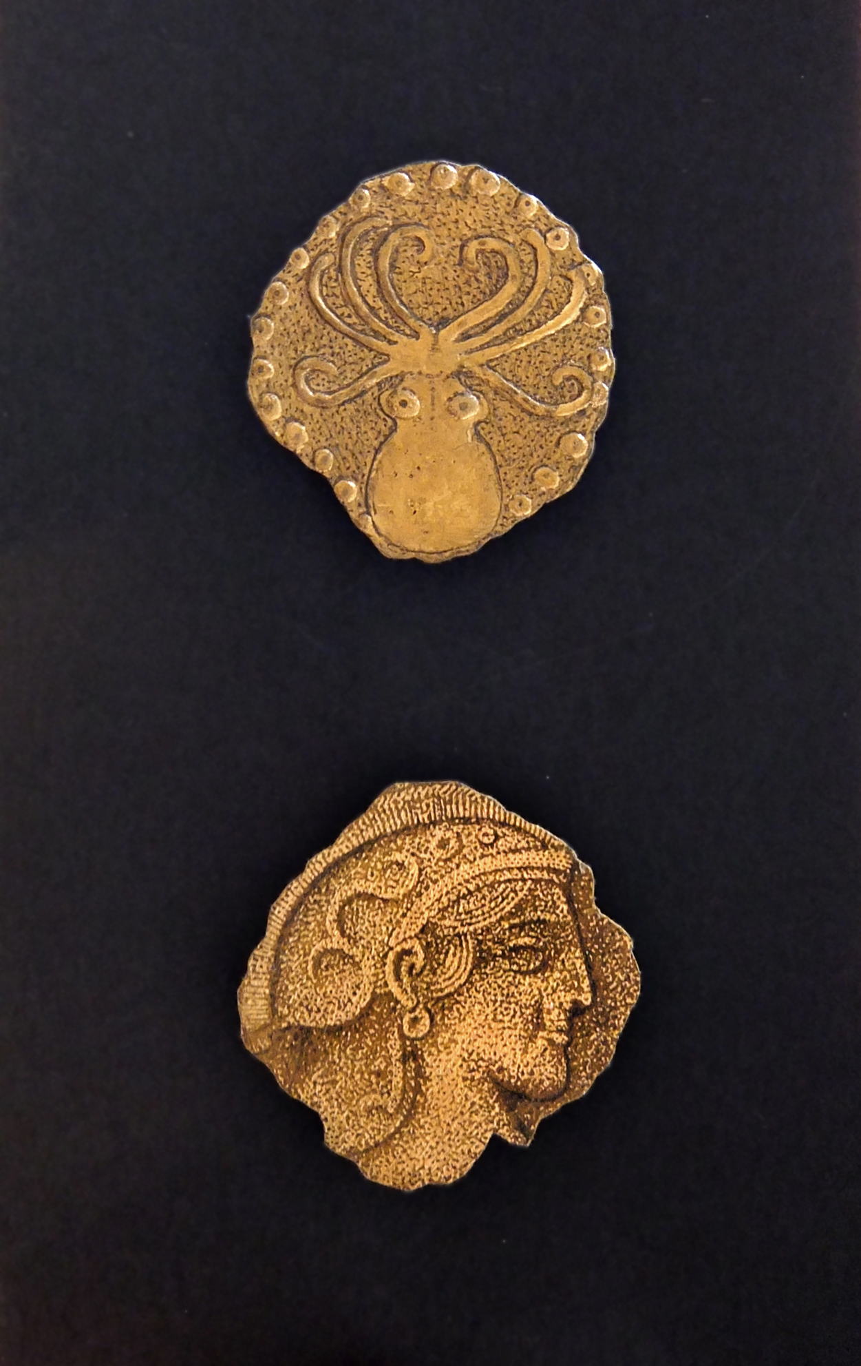 'Electrum Coins'