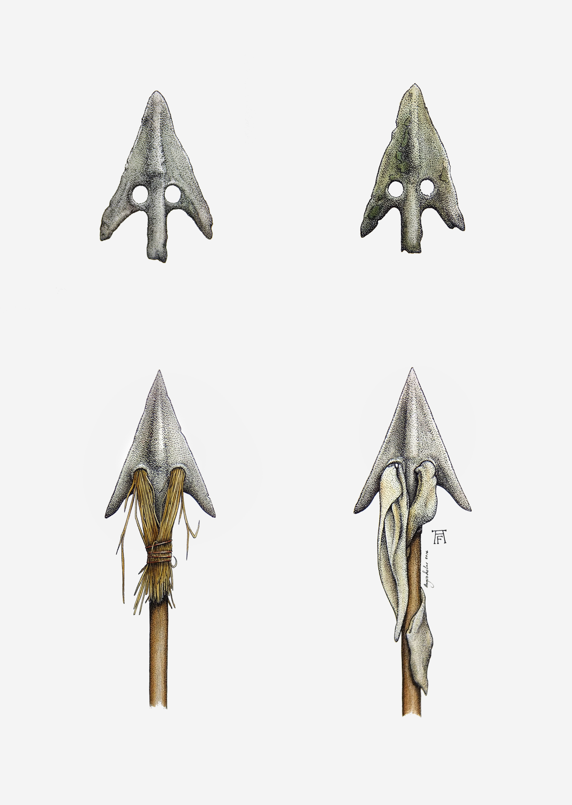 'Incendiary Arrowheads'