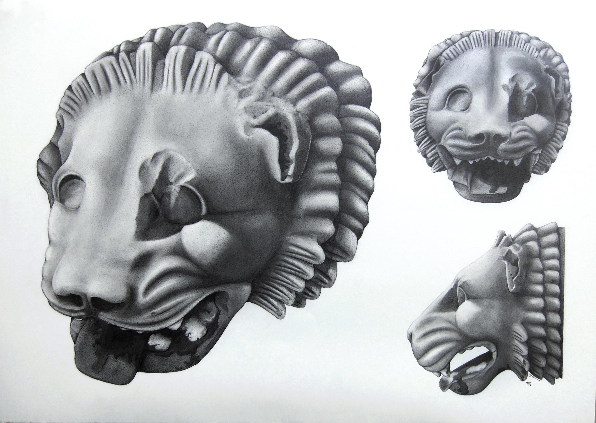'Parthenon Lion'