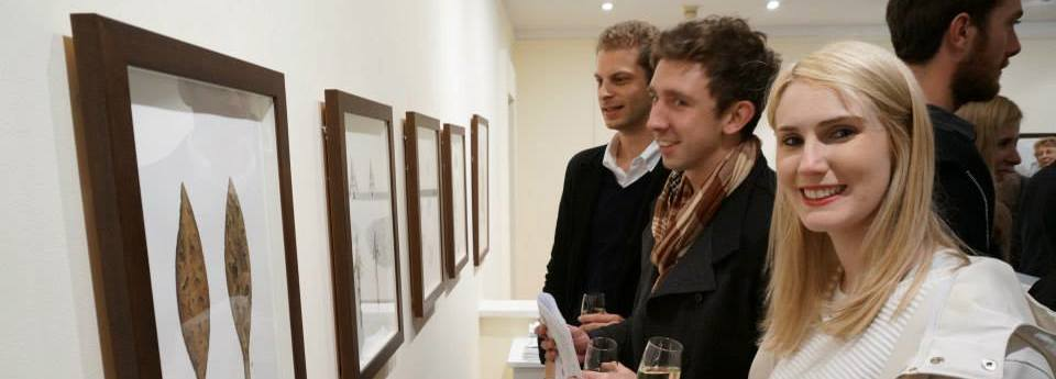 'From Here To Antiquity' Opening Night (19/08/2014)