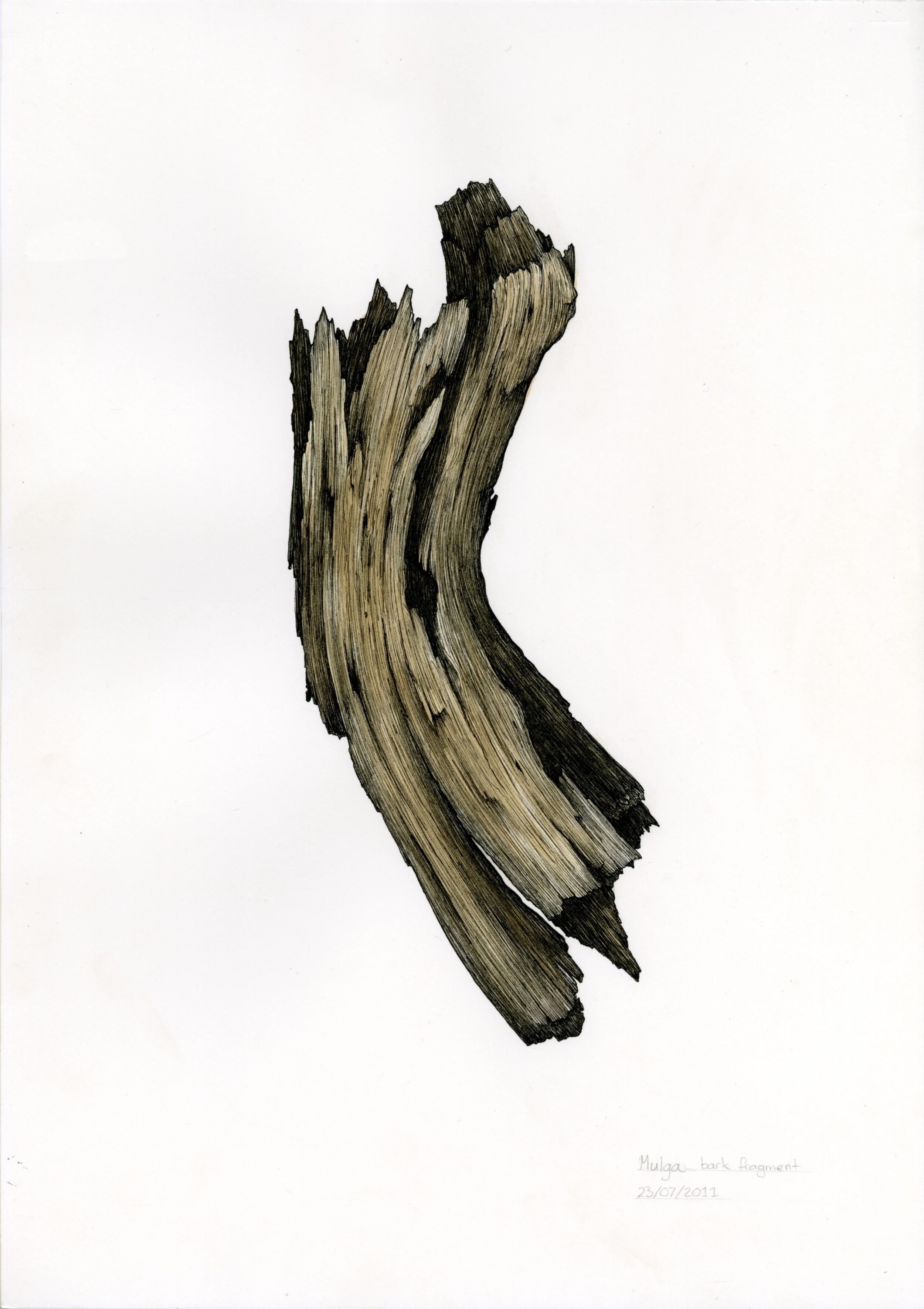 'Mulga Wood'