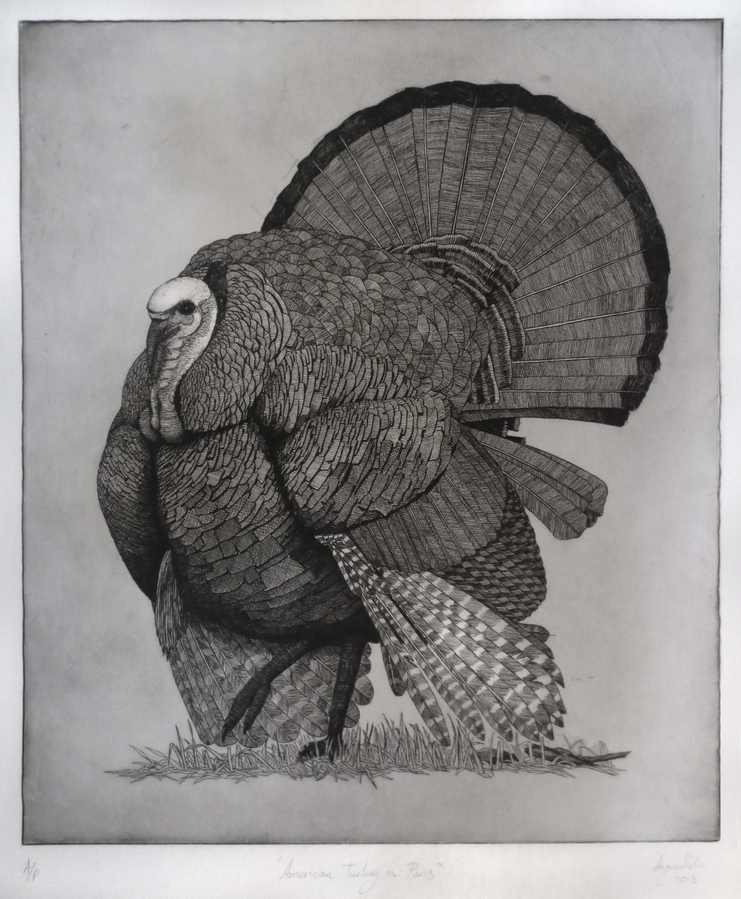 'American Turkey in Paris'
