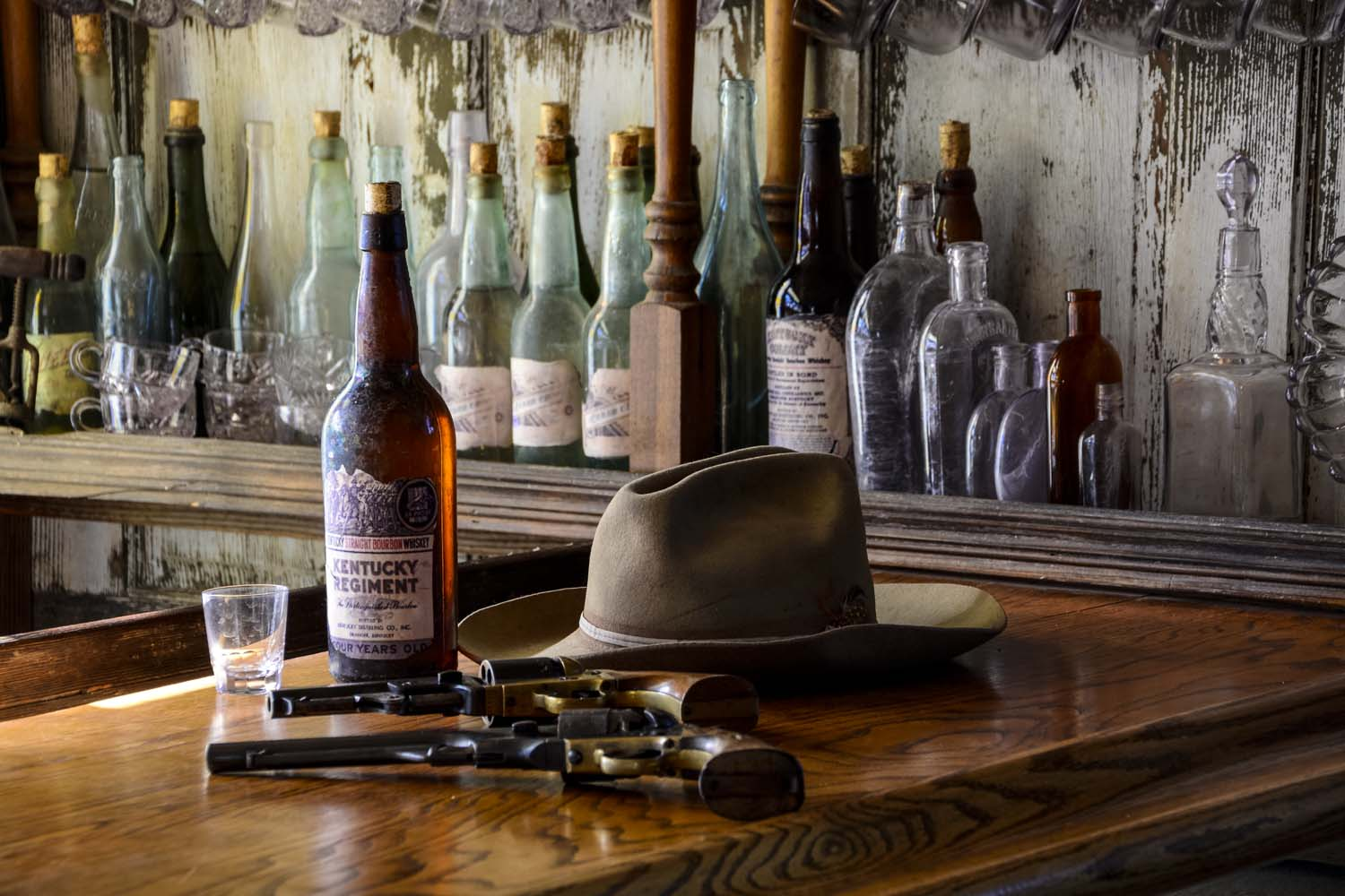 Old West Bar II