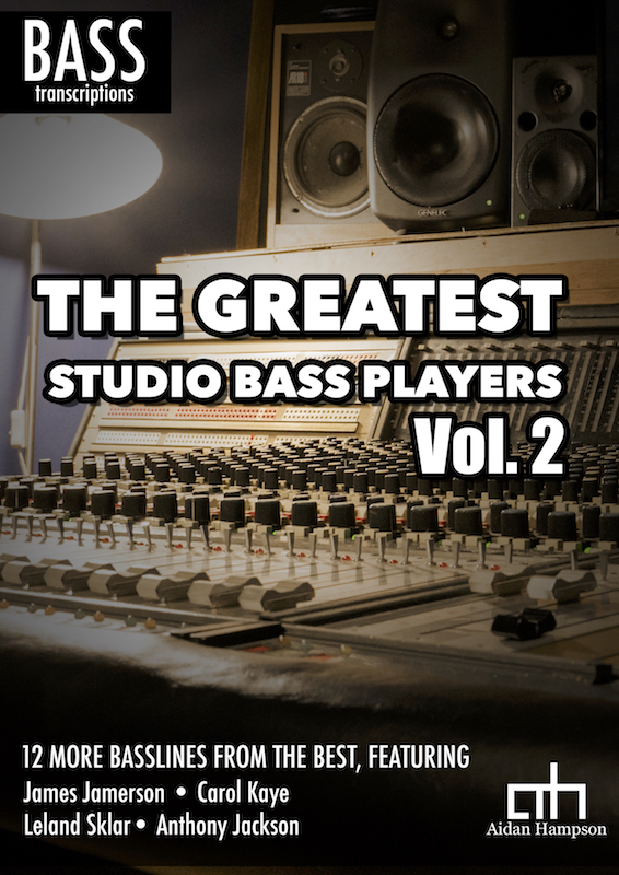 The Greatest Studio Bass Players, Vol. 2