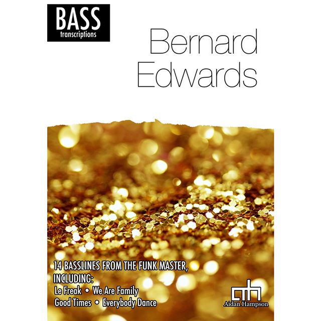 Out now! Best of Bernard Edwards  14 basslines from the funk master - link in bio!