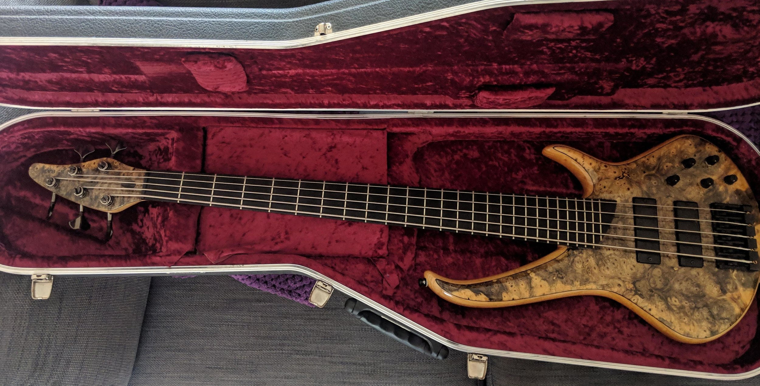 Custom Sei Bass