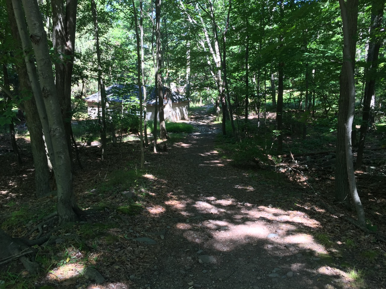 Trail to lake access - 2 blocks from house