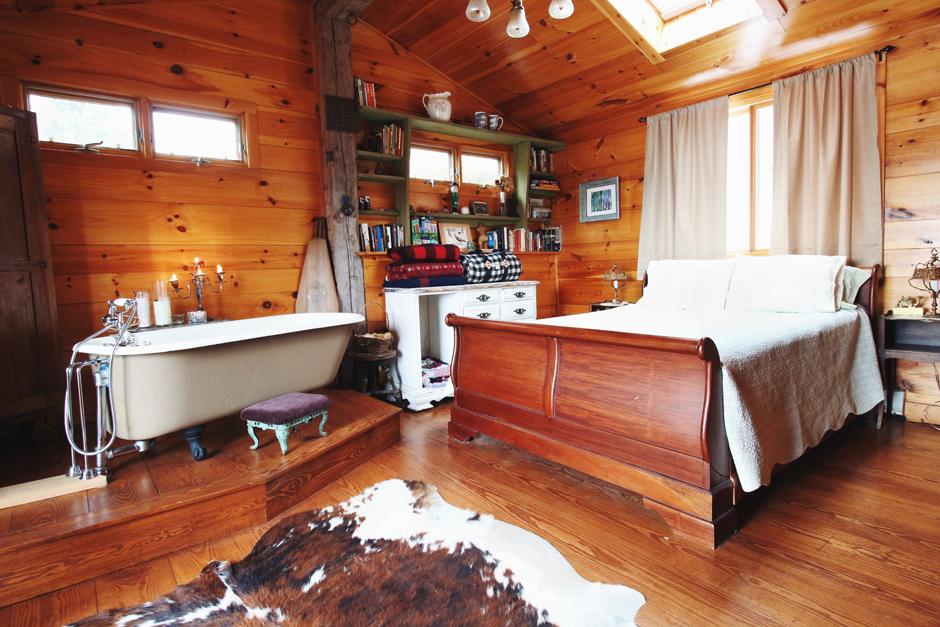 Wildcat Mountain Cabin, Claryville