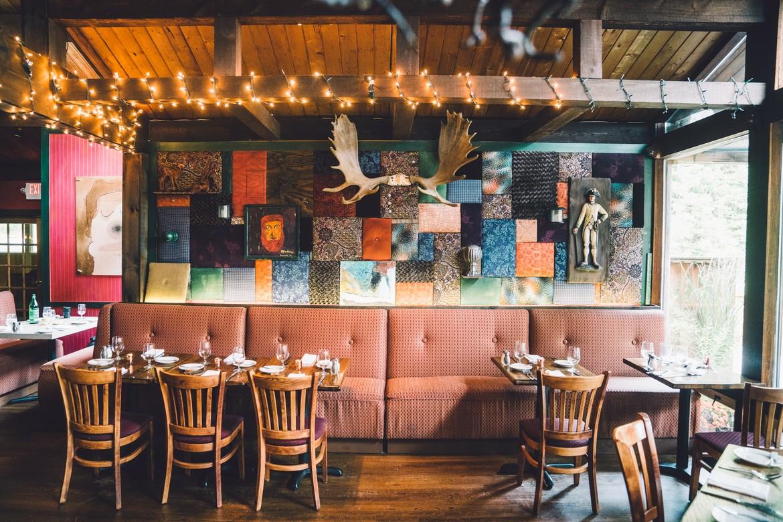 Peekamoose Restaurant, Big Indian
