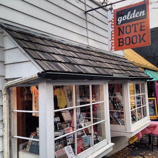 The Golden Notebook, Woodstock, NY