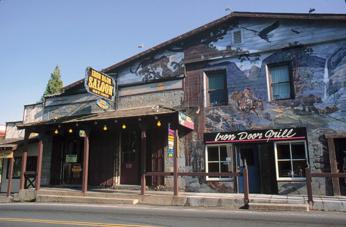 Iron Door Saloon