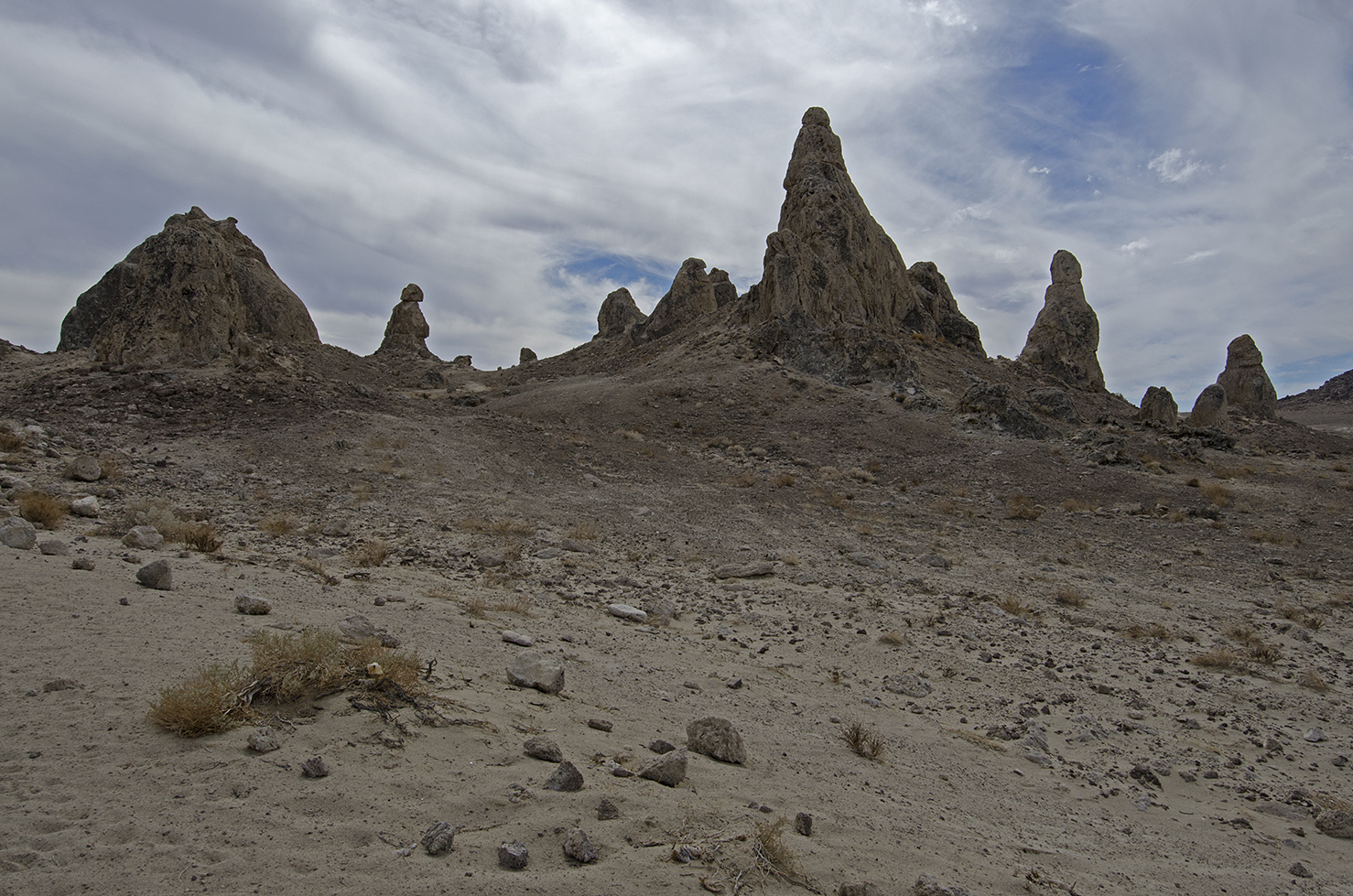 Was sort of expecting Godzilla to poke his head around one of those spires.