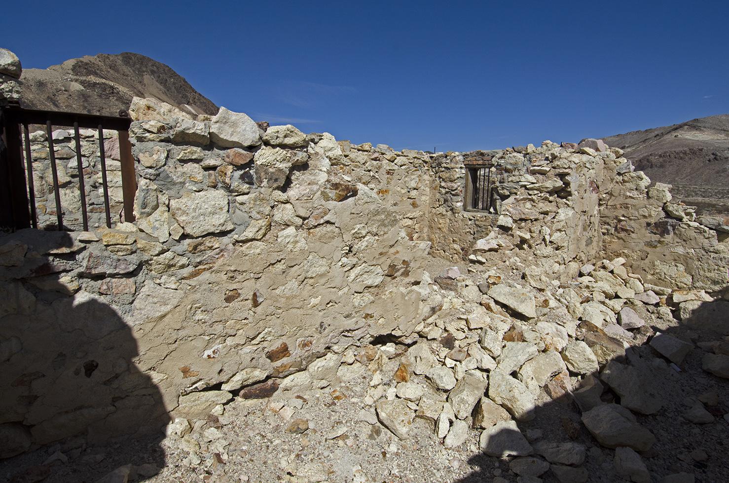 Jail Ruins