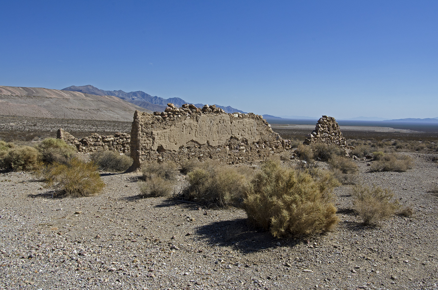 Icehouse ruins