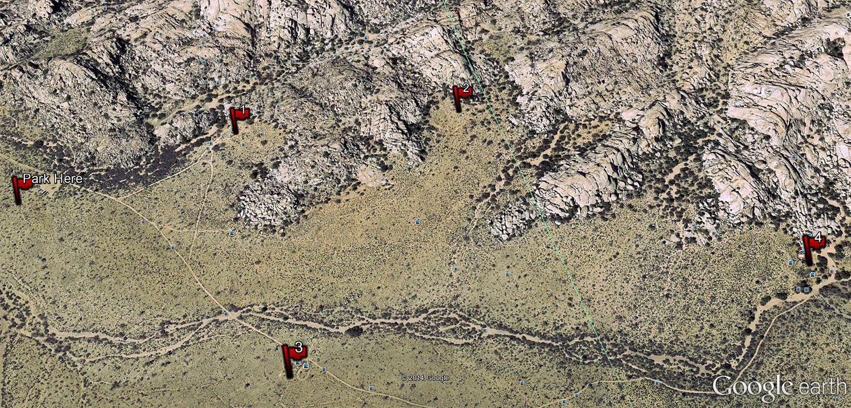 #1 - Wonderland Ranch Site