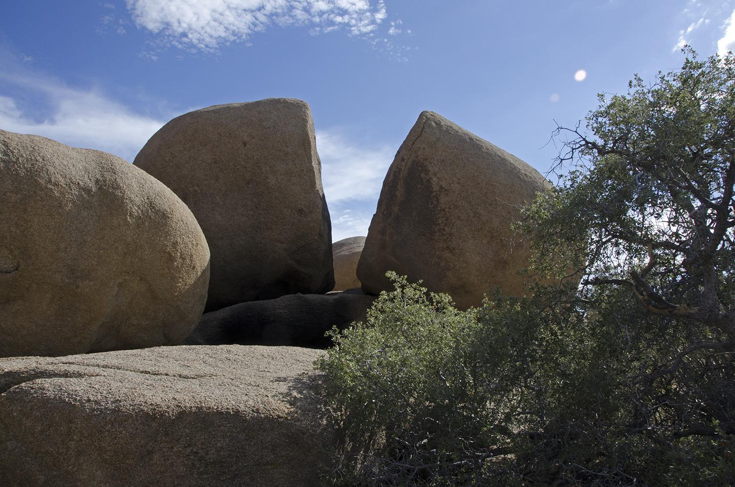 Split Loaf Rock