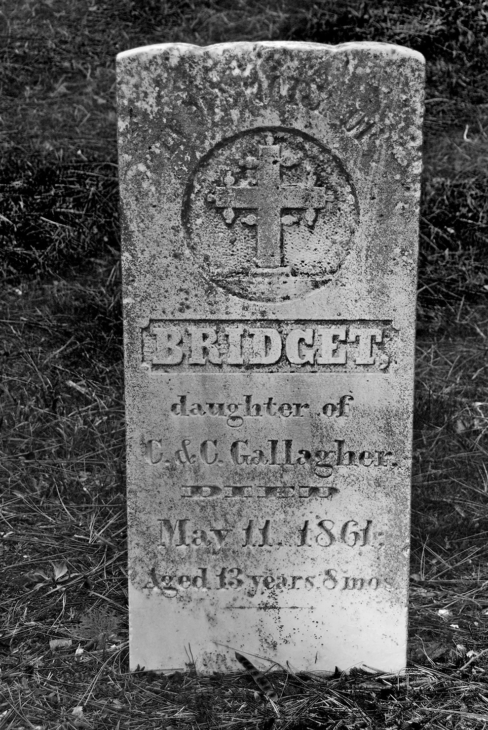 Grass Valley St. Patricks Cemetery Bridget.jpg