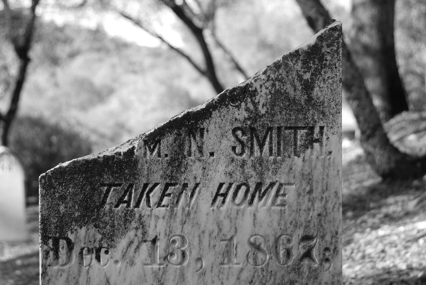 Sutters Mill Cemetery Broken Stone.jpg
