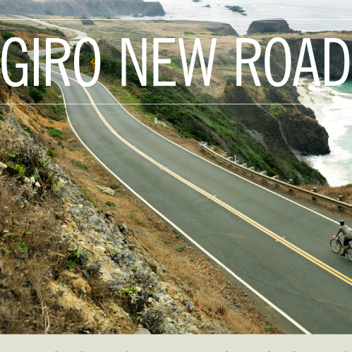 Easton Bell Giro  - Introducing NEW ROAD