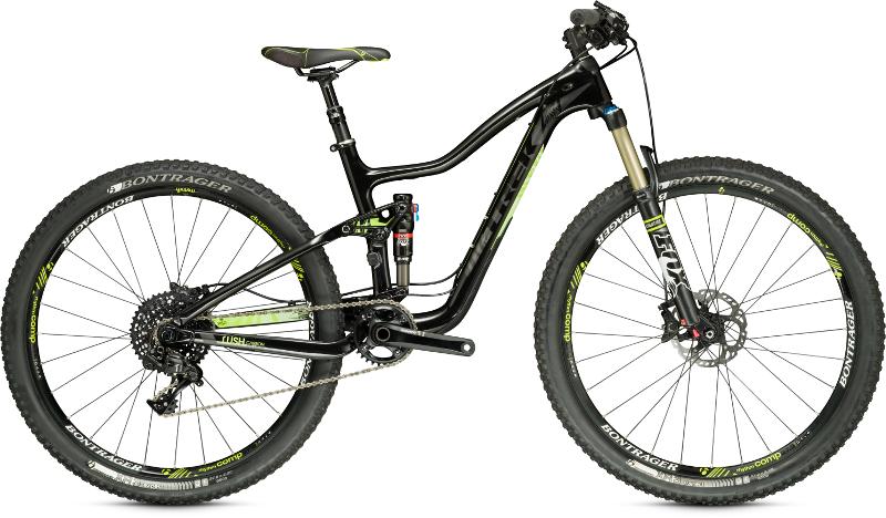lush carbon 27.5 650b 29er trek wsd women's mountain bike