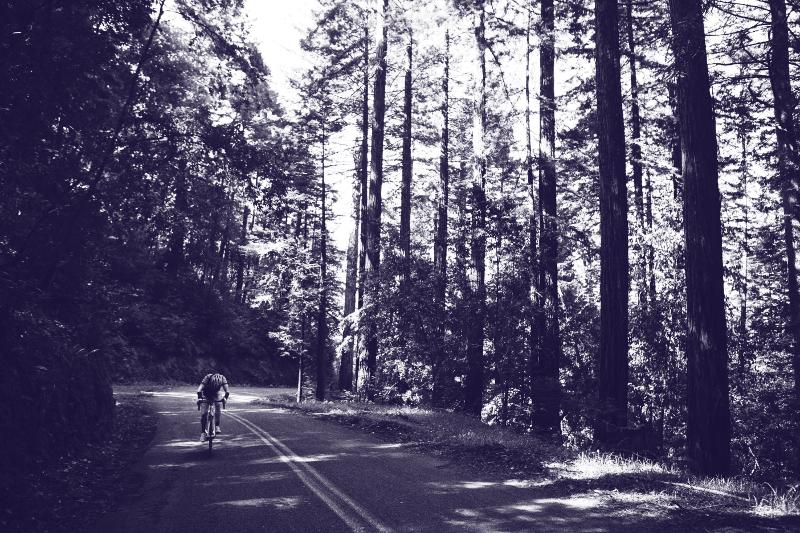 Felton Empire Grade Bicycle Ride