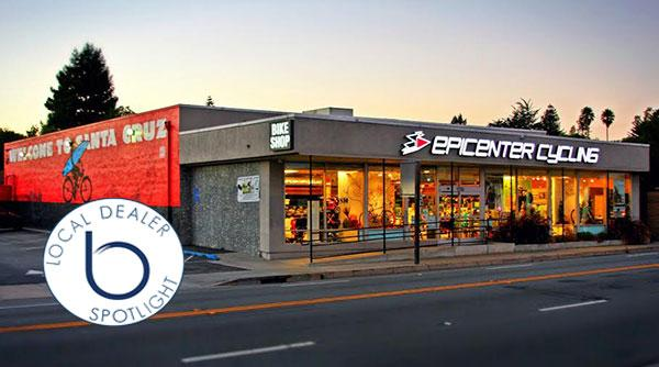 Epicenter Cycling has been a supporter of Blix Bikes since the beginning and continually strives to support their bike brands and customers. They carry the largest selection of electric bicycles in Santa Cruz County.