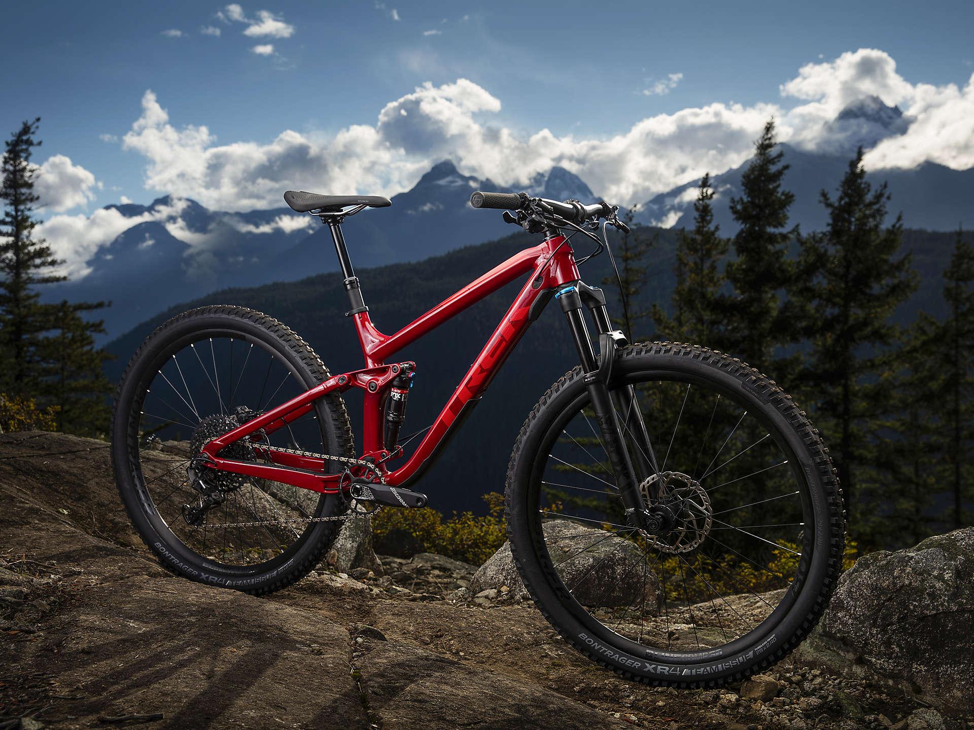 Fuel EX 8 29er - Cardinal