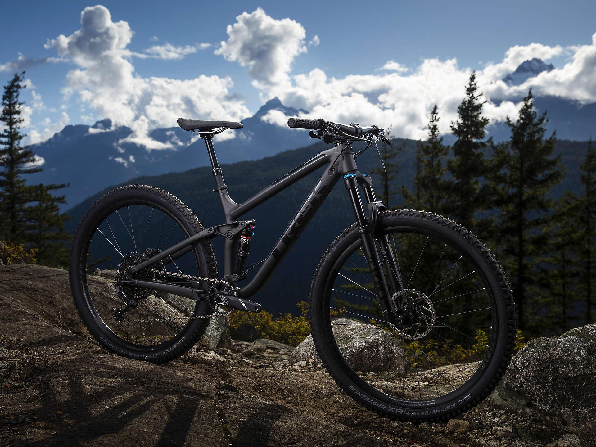 Fuel EX 8 29er - Matte Dnister Black