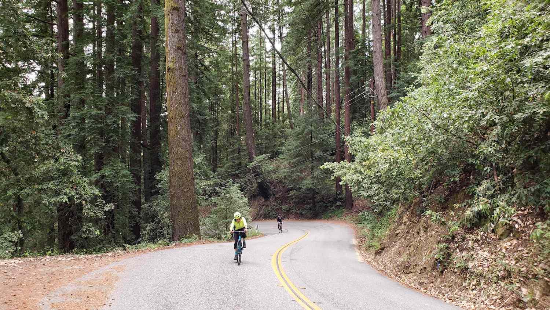 Alba Road Climb.