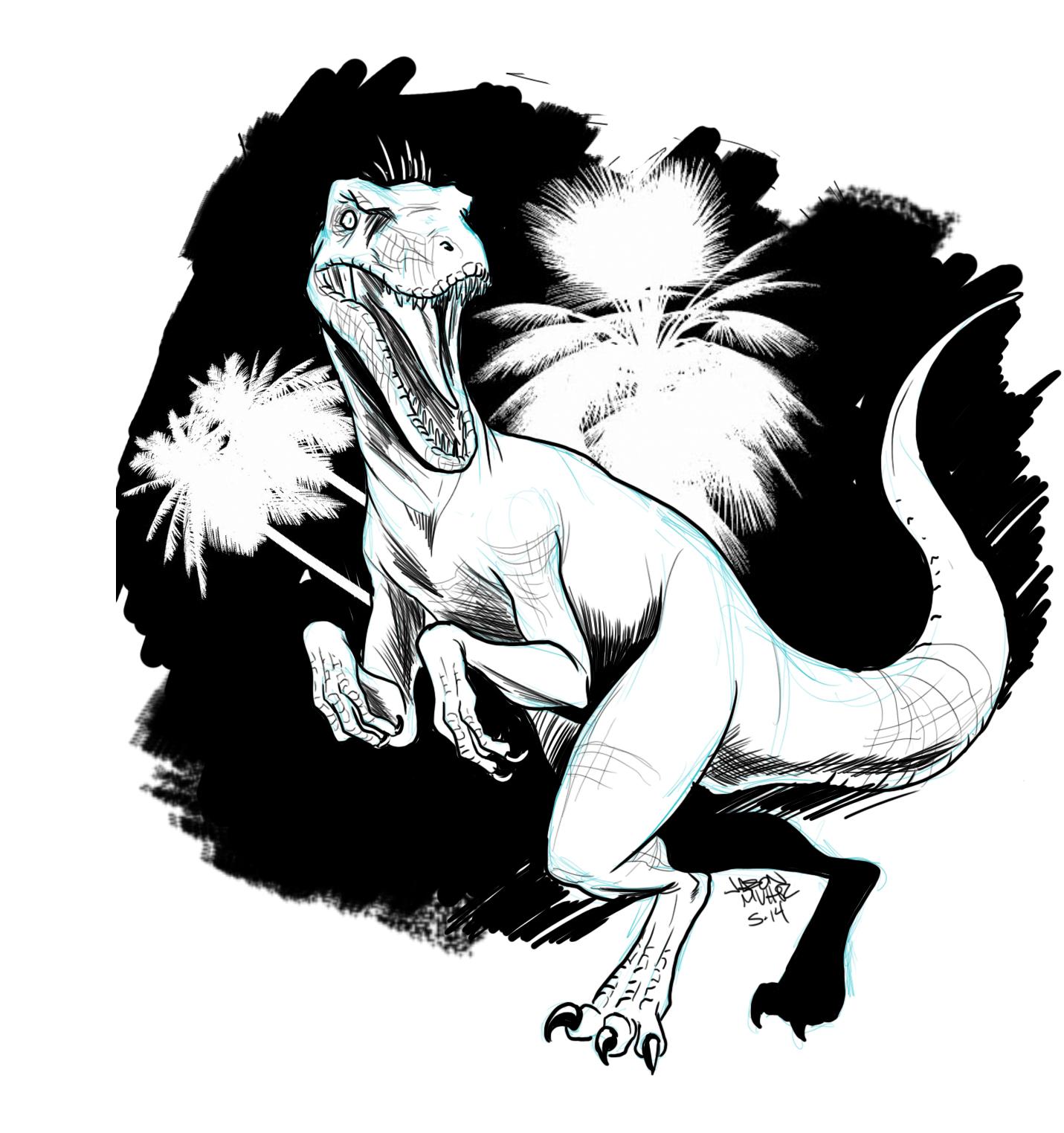 velociraptor jason muhr