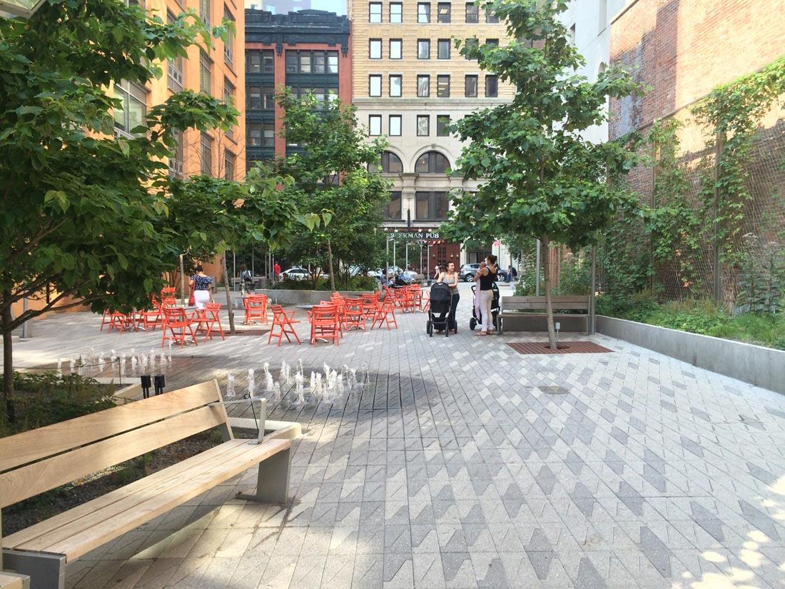 Beekman Plaza
