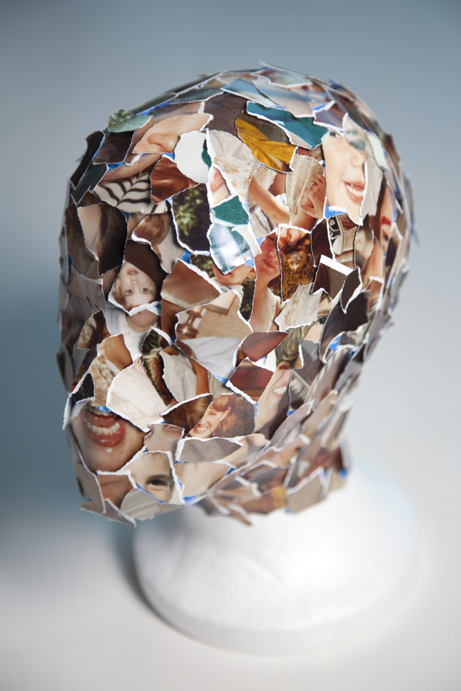 Fragments ,  2013 Pigmented inkjet print, 13 x 19 inch